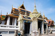 Free The Grand Palace Royalty Free Stock Photography - 14703127