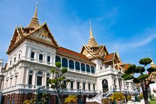 Free The Grand Palace Stock Photography - 14703132