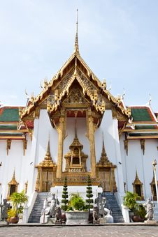 Free The Grand Palace Royalty Free Stock Photo - 14703165