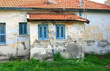 Old House Stock Image