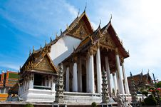 Free Wat Suthat Thai Temple Stock Photo - 14703540
