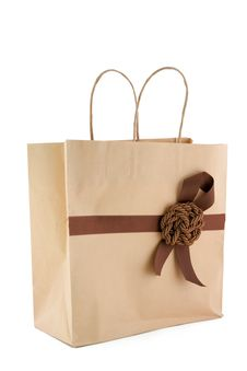 Free Paper Bag Royalty Free Stock Photography - 14703697