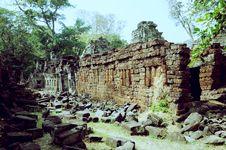Free Cambodia Temple Stock Photos - 14703753