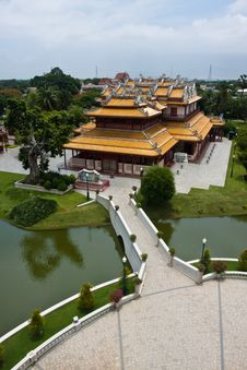 Free Bang Pa-in Palace Stock Photo - 14703870