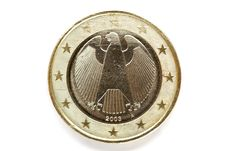 Free Euro Coin Royalty Free Stock Photos - 14704098