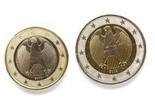 Free Euro Coins Stock Image - 14704171