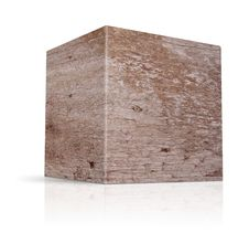 Free Cubes In Different Types Of Wood Royalty Free Stock Images - 14704449