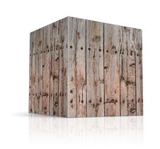 Free Cubes In Different Types Of Wood Royalty Free Stock Image - 14704516