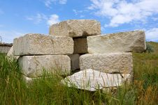 Free Concrete Blocks Stock Photos - 14704793
