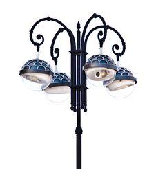 Free Modern Street Lamp Stock Image - 14705211