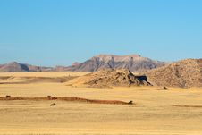 Namibia Royalty Free Stock Photos