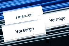 Free Provisioning / Finance / Contracts Stock Photo - 14705630
