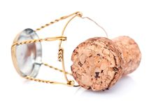 Free Champagne Cork Stock Photography - 14706022