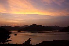 Free Image Of Sunset Royalty Free Stock Image - 14706366