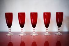 Free Winecups Royalty Free Stock Images - 14706469