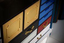 Free Colourful Closet Royalty Free Stock Image - 14706516