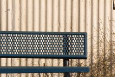 Free Bench Half Stock Photos - 14706523
