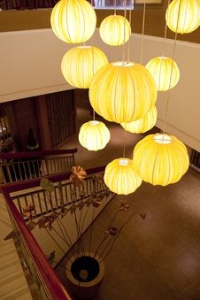Free Droplights Stock Photo - 14706560