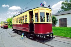 Free Vintage Tram Stock Image - 14707041