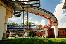 Free Monorail Stock Photo - 14707100