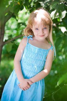 Free Little Girl Stock Photos - 14707193