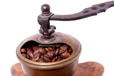 Free Coffee Beans Royalty Free Stock Photo - 14708315