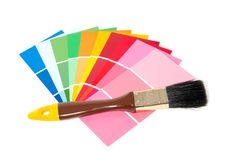 Free Many Color Samples Stock Photos - 14708393