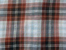 Free Orange Plaid Royalty Free Stock Photos - 14709038