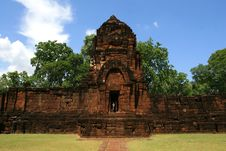 Free Mueang Sing Historical Park Royalty Free Stock Photo - 14709915