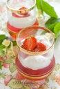 Free Strawberry Dessert Stock Images - 14712354
