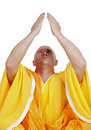 Free Praying Buddhist Monks Stock Image - 14715751