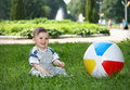 Free Little Boy Smiling Stock Photography - 14718252