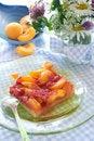 Free Apricot Tart Royalty Free Stock Photos - 14718688