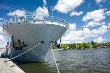 Free Head Of Warship Stock Photo - 14710080