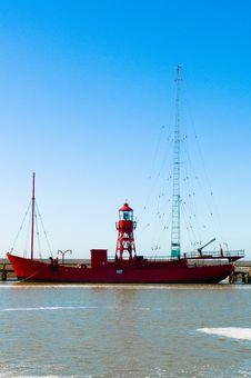 Radio Ship Royalty Free Stock Photography