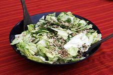 Free Spring Salad Royalty Free Stock Image - 14710406