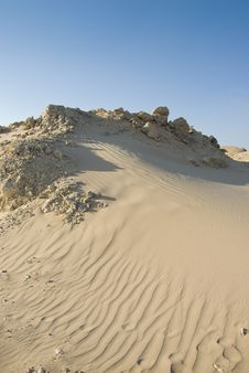 Free Small Sand Dune. Royalty Free Stock Image - 14710756