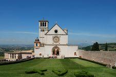 Free Assisi - San Francesco Stock Images - 14711434