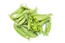 Free Fresh Green Peas Royalty Free Stock Photos - 14712418