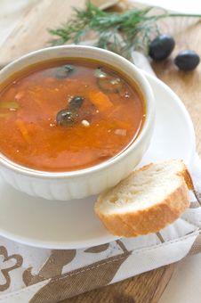 Free Soup Stock Photos - 14712703