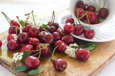 Free Cherry Royalty Free Stock Photo - 14712775