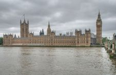 Free HDR Westminster Royalty Free Stock Images - 14713089