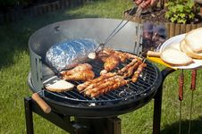 Free Grilling Stock Photo - 14713110