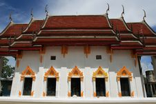 Free Buddhist Temple Royalty Free Stock Photos - 14713358