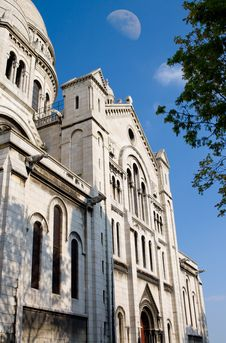 Free Sacre Coeur Royalty Free Stock Photos - 14713428