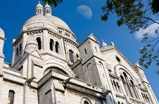 Free Sacre Coeur Royalty Free Stock Image - 14713436