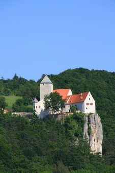 Free Castle Of Prunn Stock Photos - 14713793