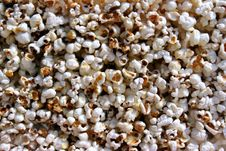 Free Popcorn Close-up Stock Image - 14714661