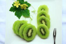 Free Kiwi Fruits Stock Images - 14714794