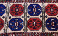 Free Anatolian Carpet Royalty Free Stock Photos - 14715418
